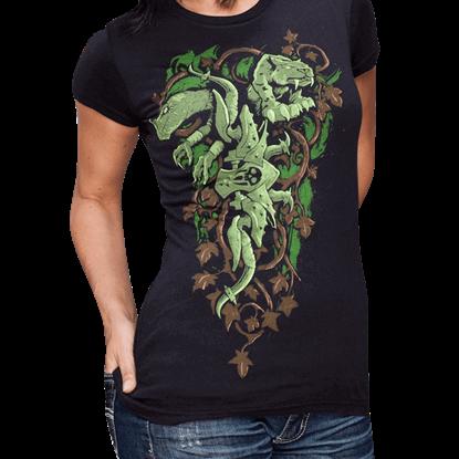 Hunter Legendary Class WoW Junior T-Shirt
