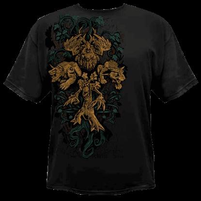 Druid Legendary Class WoW T-Shirt
