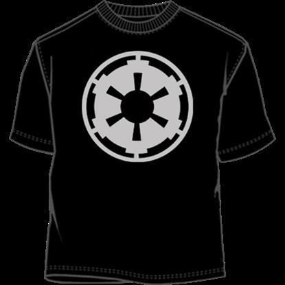Black Galactic Empire T-Shirt
