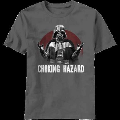 Darth Vader Choking Hazard T-Shirt