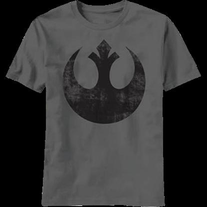 Faded Rebel Alliance T-Shirt