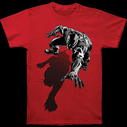 Black Panther Shadow T-Shirt