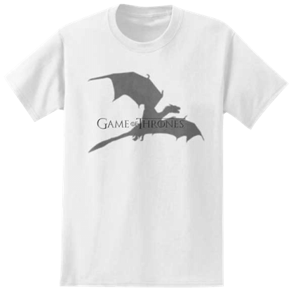 Game of Thrones Dragon Shadow T-Shirt