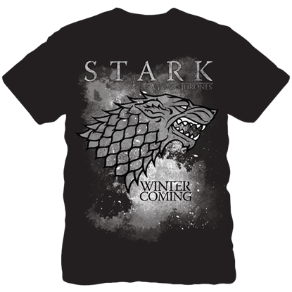 House Stark Game of Thrones T-Shirt
