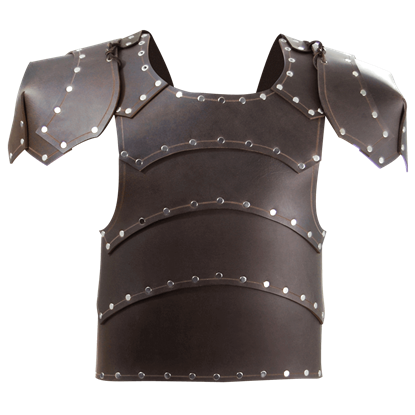 Baudouin Breastplate and Pauldron Set