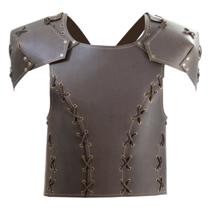 Borge Breastplate and Pauldron Set