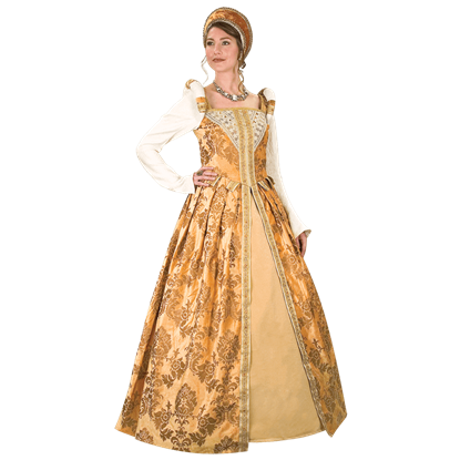 Anjou Gown