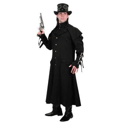 Empire Gentleman's Steampunk Coat