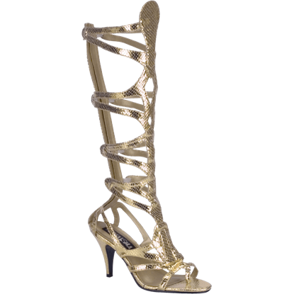 Egyptian Queen Heeled Sandals
