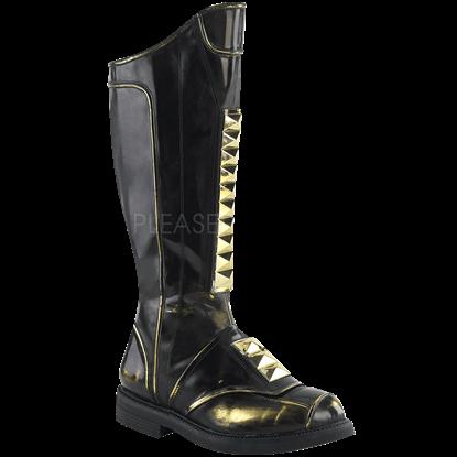 Aviator Boots