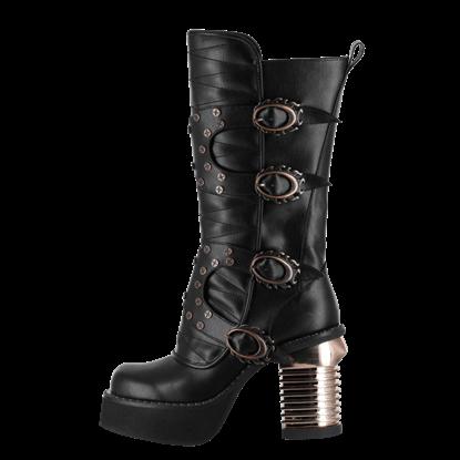Harajuki Steampunk Boots