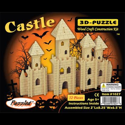 Castle 3-D Puzzle