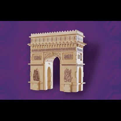 Arch de Triomphe 3-D Puzzle