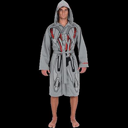Avengers 2 Ultron Jersey Robe