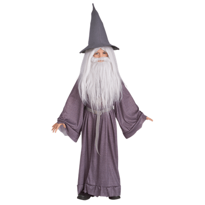 Childs LOTR Gandalf Costume