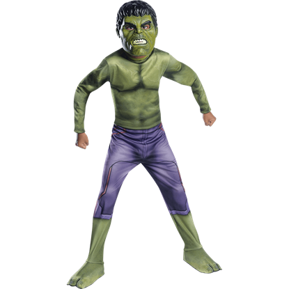 Boys Age of Ultron Hulk Costume