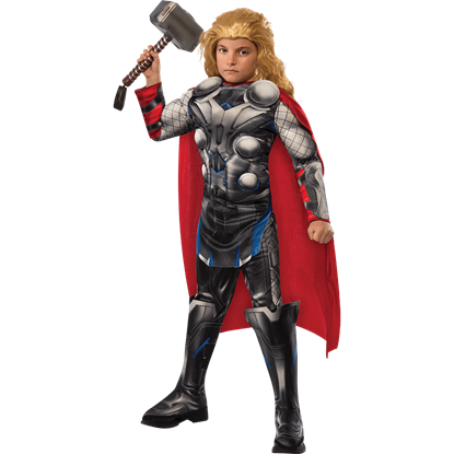 Boys Age of Ultron Deluxe Thor Costume