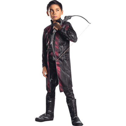 Boys Age of Ultron Deluxe Hawkeye Costume