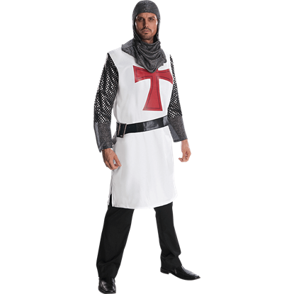 Mens Knight to Remember Costume