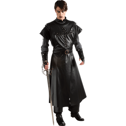 Mens Dark Crusader Costume