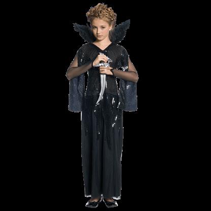 Tween Dark Witch Ravenna Costume