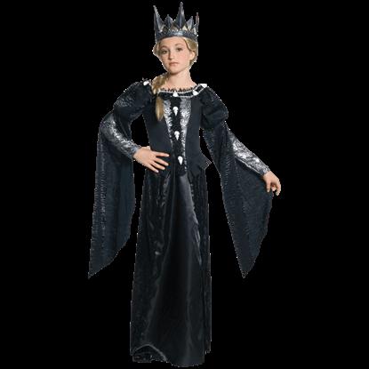 Tween Dark Queen Ravenna Costume