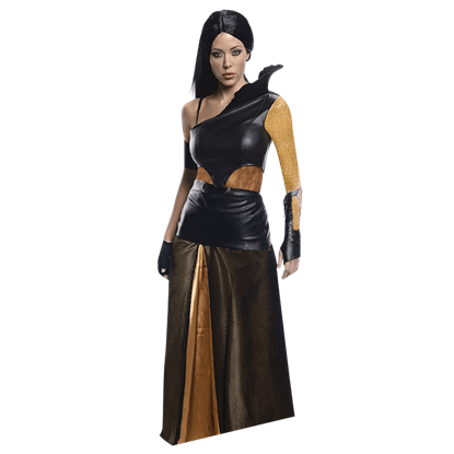 300 Rise of an Empire Gold Artemisia Costume