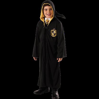 Childs Harry Potter Hufflepuff Robe