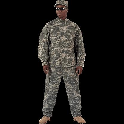 ACU Digital Uniform Shirt