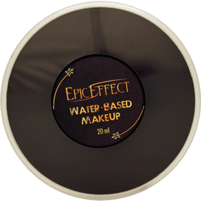 Epic Effect Water-Based Make Up - Black