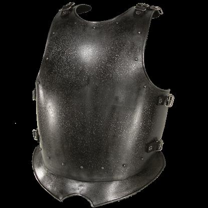 Breastplate Dark Warrior - Epic Dark - Size Large