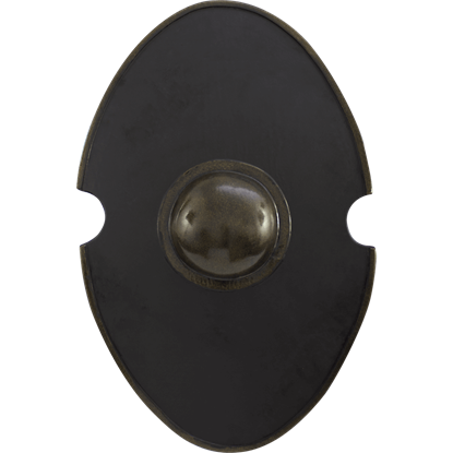 Black Roman Cavalry LARP Shield