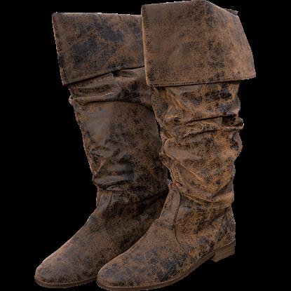 Captain Redbeard Boots
