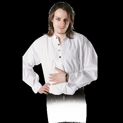 Button-Up Pirate Shirt