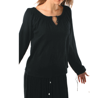 Casual Medieval Blouse