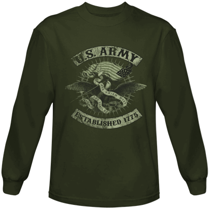 Established 1775 Long Sleeve T-Shirt