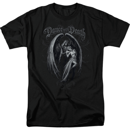 Anne Stokes Dance with Death T-Shirt