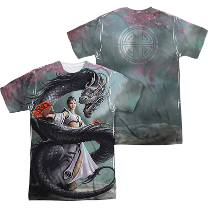 Anne Stokes Dragon Dancer T-Shirt