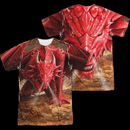 Anne Stokes Dragons Lair T-Shirt