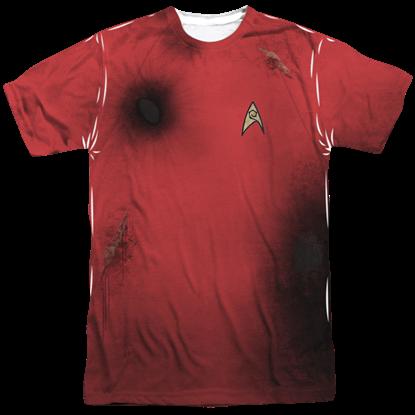Star Trek TOS Redshirt T-Shirt