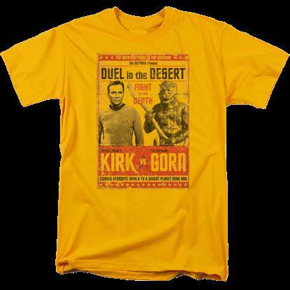 Star Trek Kirk vs. Gorn T-Shirt