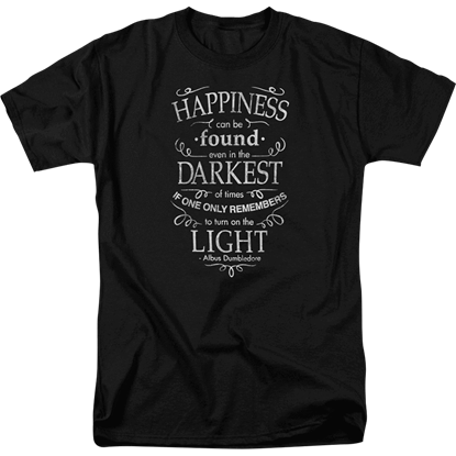 Harry Potter Happiness T-Shirt