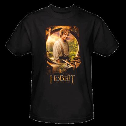 Bilbo Poster T-Shirt