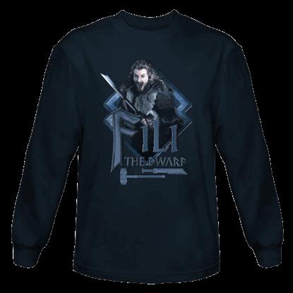 Fili Long Sleeved T-Shirt