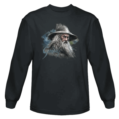 Gandalf The Grey Long Sleeved T-Shirt