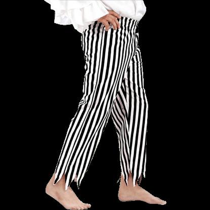 Captain Clegg Striped Pants