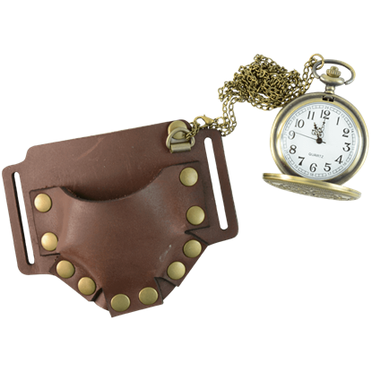 Pocket Watch Belt Slide