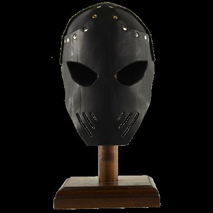 Executioner Leather Helmet