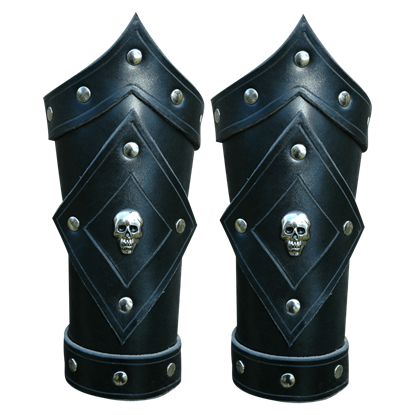 Dead Man's Arm Bracers
