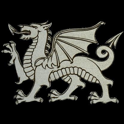 Welsh Cadwaller Dragon Ornament